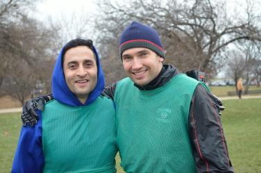 Akos and Amir